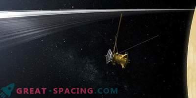 ¿Qué aprendemos sobre Urano al sumergir a Cassini en los anillos de Saturno?