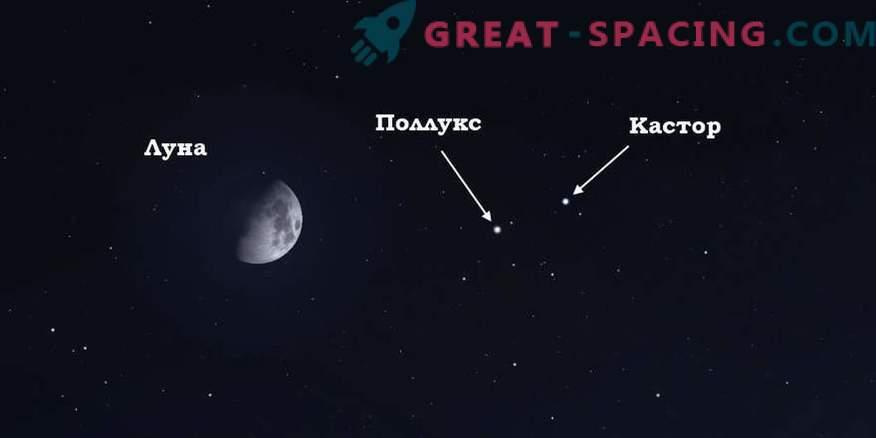 ¿Qué indicará la Luna en el cielo nocturno el 13 de abril de 2019