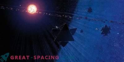 Caos orbital alrededor de una enana roja