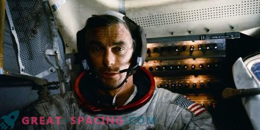 El último hombre que caminó en la luna murió