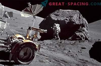 ¿Qué hay de nuevo, aprendimos sobre la luna desde la época de Apolo?