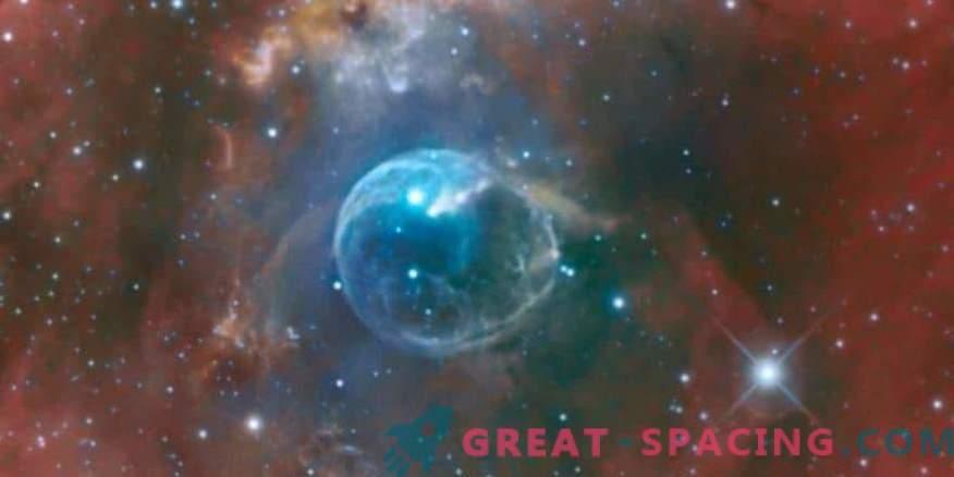 Comportamiento inesperado de vientos estelares