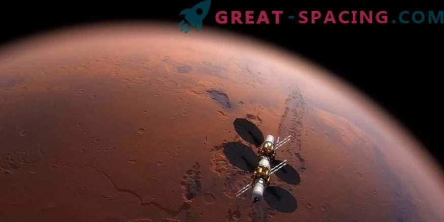 Vida en Marte: ¿los microbios alienígenas pueden sobrevivir en los lagos de sal?