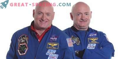 Cómo la estadía de un año en el espacio afectó a una de las gemelas