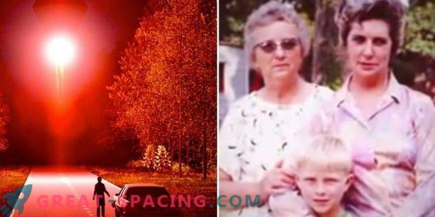 Incidente en Dayton - 1980. Testigos describen luces brillantes en el cielo