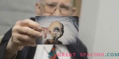 Boyd Bushman asegura que estas son fotos de una criatura extraterrestre