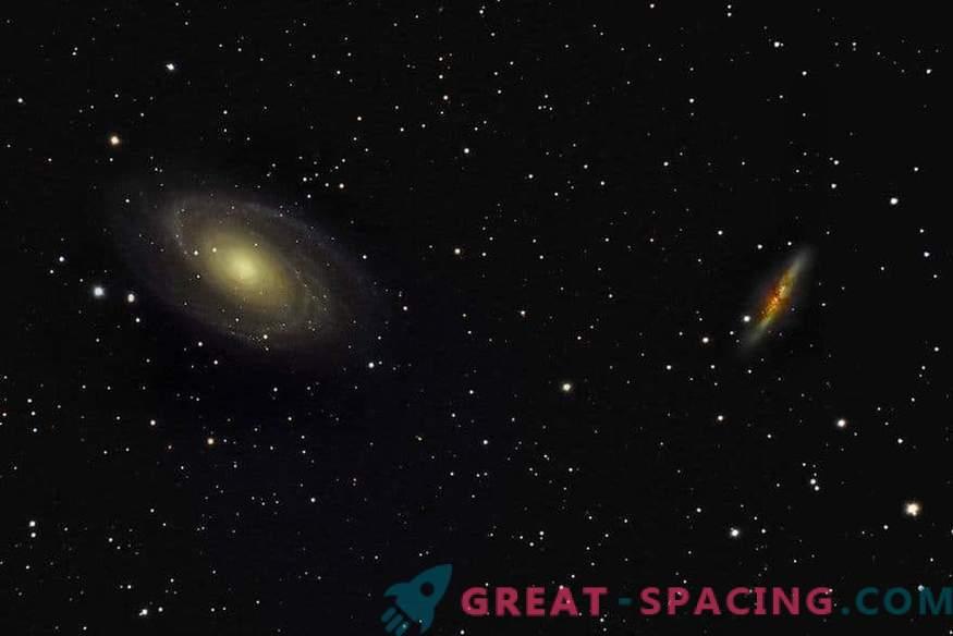 Los científicos han pesado el viento galáctico. Lo que dirá el nuevo Galaxy Cigar
