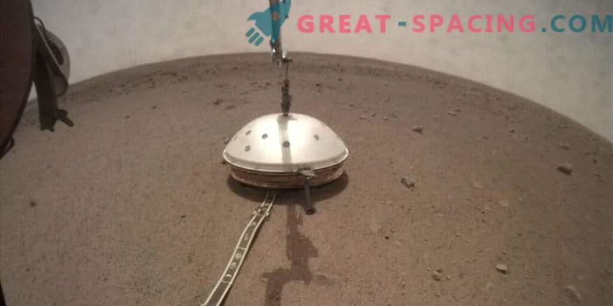 El sismómetro InSight encontró un refugio cómodo en Marte