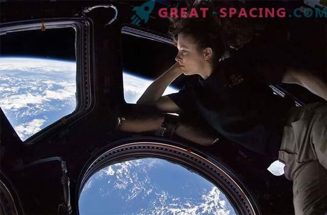 El vidrio absorbente de radiación podría proteger a los astronautas