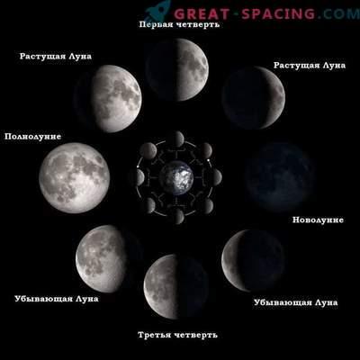 Qué esperar de la luna en el primer trimestre del 12 de abril de 2019