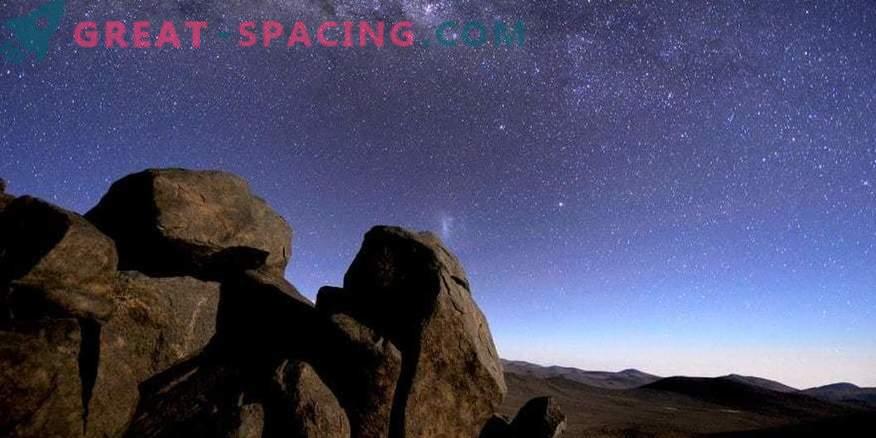 La magia del cielo nocturno de Atacama