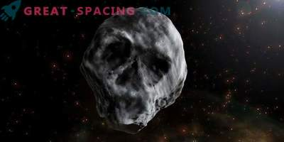 An eerie cosmic skull is flying to Earth. Is an asteroid dangerous for our planet?