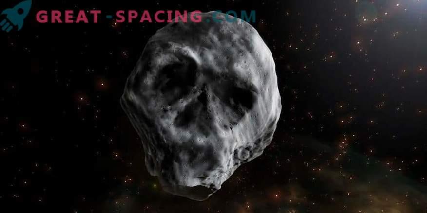 Un cráneo cósmico misterioso está volando a la Tierra. ¿Es un asteroide peligroso para nuestro planeta?