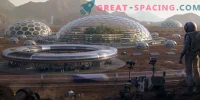 Proyectos asombrosos demuestran el futuro de la colonización marciana