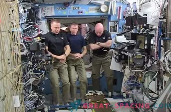 La NASA recuerda a los astronautas caídos y la promesa de una misión a Marte