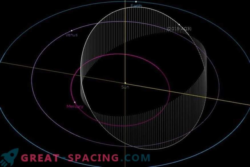 Asteroide con la órbita más rápida alrededor del Sol