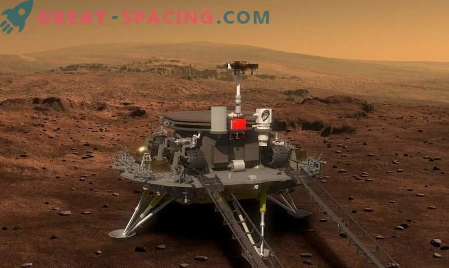 China está lista para conquistar Marte
