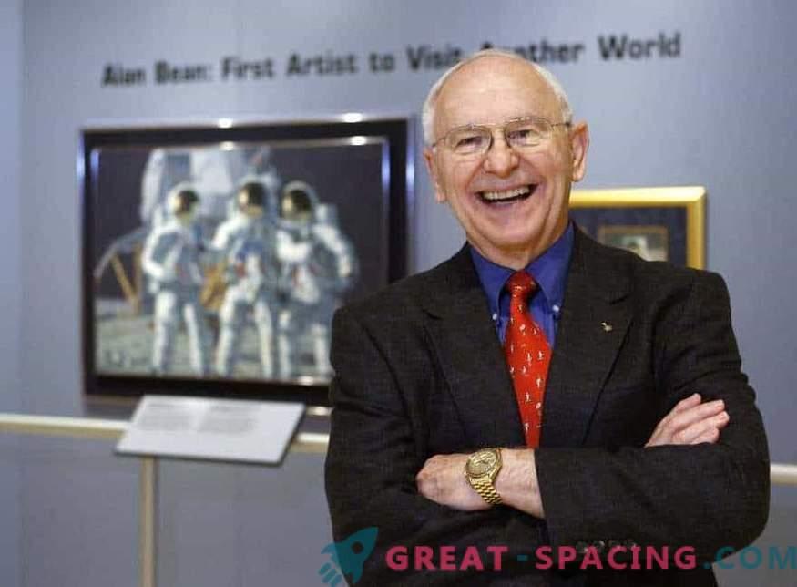 El astronauta Alan Bean ha muerto.