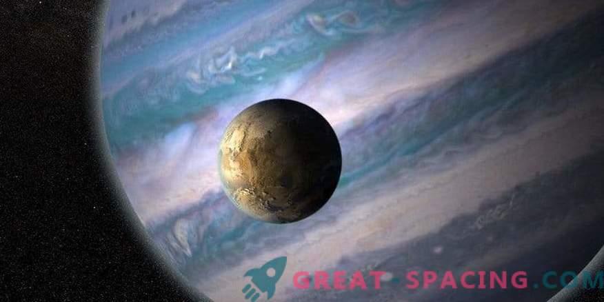 Los científicos han identificado 121 planetas gigantes con lunas potencialmente habitadas