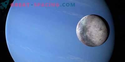 Qué pasado oscuro oculta el satélite de Neptune Triton