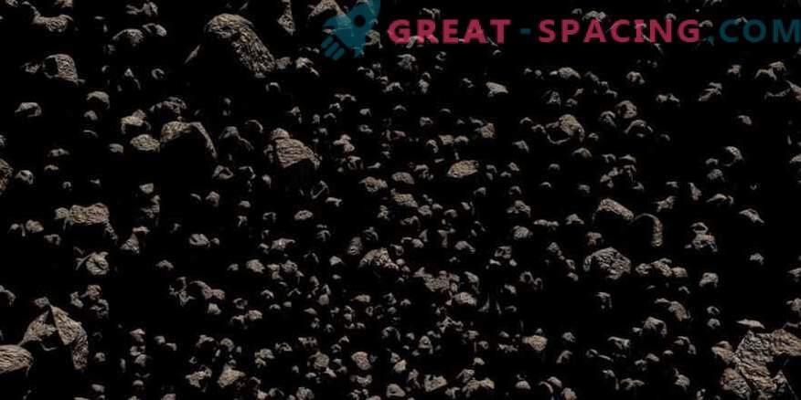 Nueva teoría del origen del cinturón de asteroides