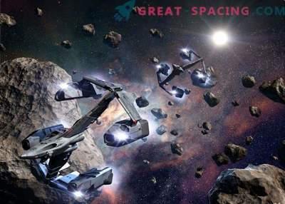Minería en asteroides