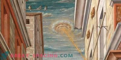 Los ufólogos creen que estas 12 pinturas antiguas muestran seres extraterrestres