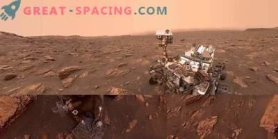 La tormenta de polvo marciana se propaga a nivel mundial