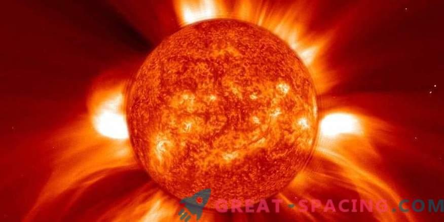 Por qué el clima espacial es peligroso para la Tierra