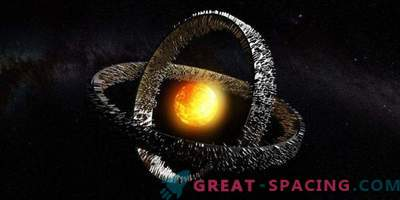 La caída del brillo de la estrella KIC 8462852 no está asociada con una civilización extraterrestre
