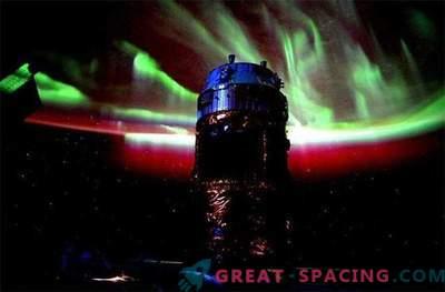 Aurora épica en objetos del sistema solar