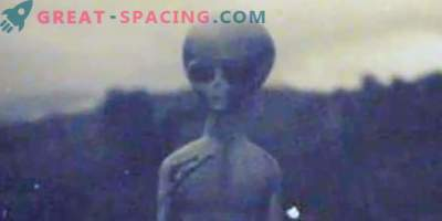 Lo que el drone mostró sobre la Zona secreta 51