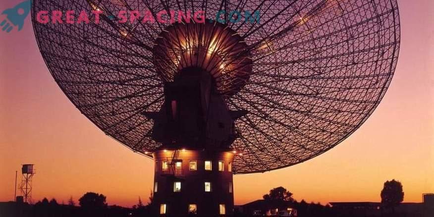 El telescopio australiano se une a la búsqueda de inteligencia extraterrestre