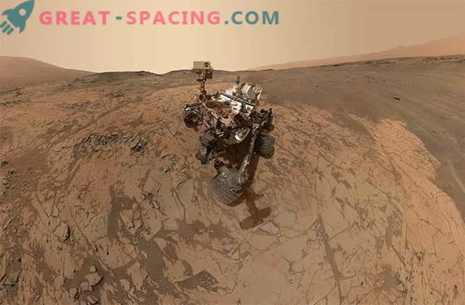 3 años de exploración activa de Marte revelaron sus secretos