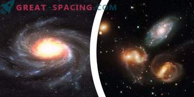 La Vía Láctea se tragó hasta 15 galaxias pequeñas al comienzo de su formación.