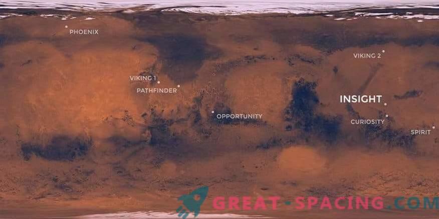 ¡Sólo un mes! InSight se está preparando para encontrarse con Marte