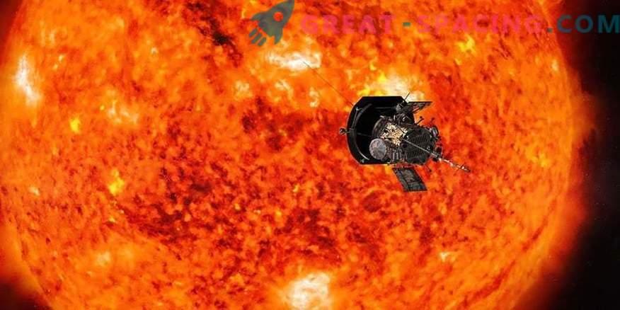 La sonda solar Parker realizó el primer vuelo cercano al Sol