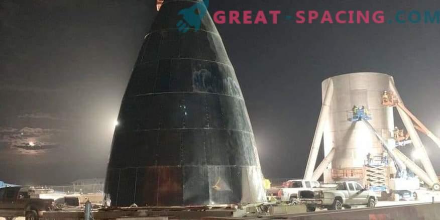 Detalles de la próxima generación del sistema de lanzamiento SpaceX