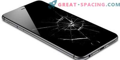 Reemplazo del vidrio en el Iphone 7: los principales matices y características