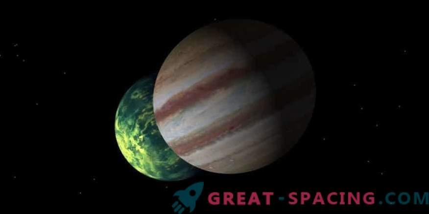 Gigantes de gas alrededor de estrellas en evolución