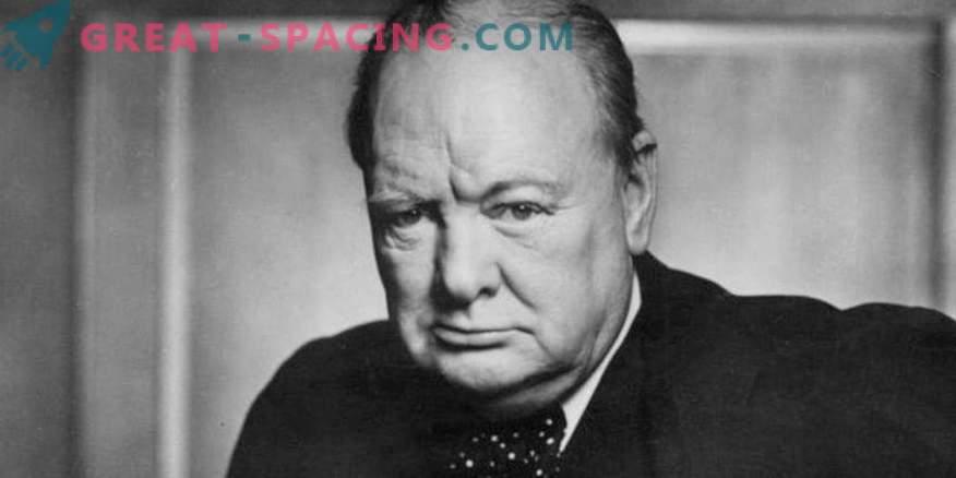 El trabajo perdido de Churchill revela sus puntos de vista sobre la vida extraterrestre