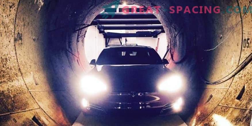 El túnel de velocidad subterráneo con máscara está más cerca de la implementación de lo que cree