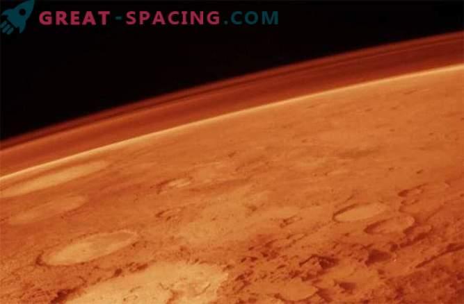 Los aviones marcianos místicos desafían la explicación