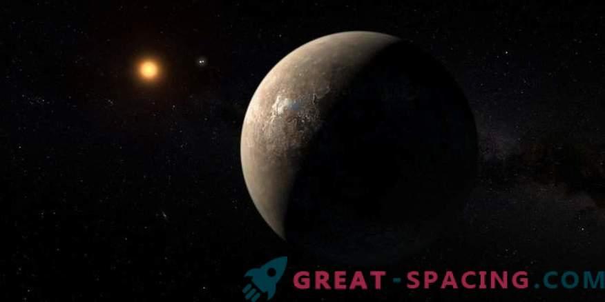 Exoplanet Proxima Centauri b se considera habitable con una probabilidad del 87%