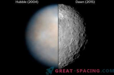 Nuestros planetas enanos en foco