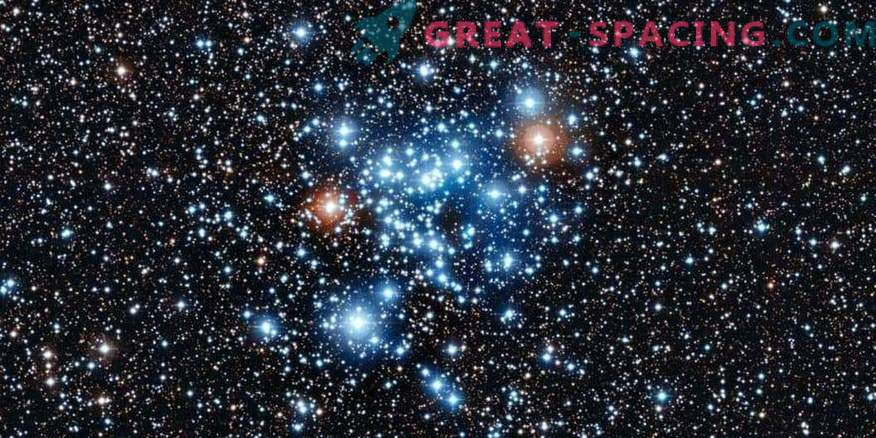 Teadlased on leidnud üheksa uut muutuvat tähte