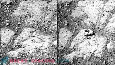10 objetos extraños en Marte! Parte 2