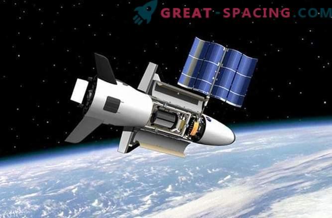 Esta semana, la USAF enviará su nave espacial X-37B