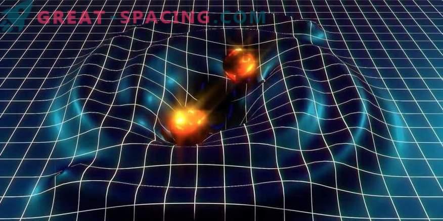 Nuevas señales de colisiones a gran escala en el espacio