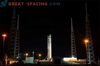 El lanzamiento de Space X no se cancela.